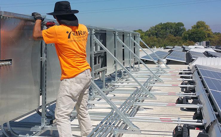 SilRay- Solar Energy Design Installation