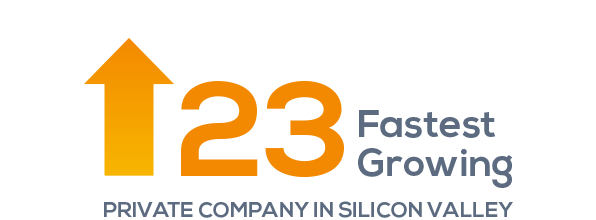 Fastest growing private company Silicon Valley