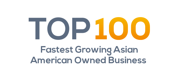 Top 100 Asian owned business